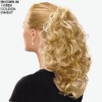 Flowing Clip-On Hair Piece by Paula Young