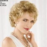 Deluxe Trisha Monofilament WhisperLite Wig by Paula Young