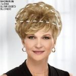 Modest Touch Human Hair Wiglet Hairpiece by Paula Young