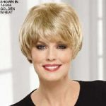 Curlable VersaFiber Monofilament Short Topper Hair Piece by Paula Young