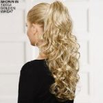 Cascading Curls Clip-On Hair Piece by Paula Young