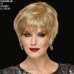 Sheer Chic Hand-Tied WhisperLite Wig by Couture Collection