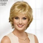 Heavenly WhisperLite Monofilament Wig by Heart of Gold