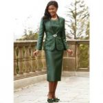 Beau Beaded 3-Pc. Suit by EY Boutique