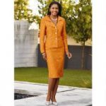 Swirl Brocade Suit by EY Signature