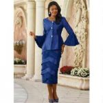 Visions of Lace Suit by EY Boutique