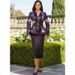 Regal Roses Suit by EY Boutique