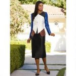 Angles of Color Suit by Tally Taylor