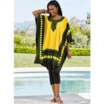 Microfiber Tunic Caftan 5 by EY Signature