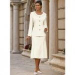 Precious Pearls Suit by EY Signature