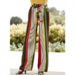 All the Right Stripes Pant by Studio EY