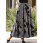 Multiplicity 5-Yard Maxi Skirt by Studio EY