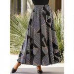 Multiplicity 5-Yard Maxi Skirt by Studio EY