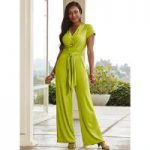 Fit to Be Tied Jumpsuit by Studio EY