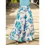 Fresh Pick 5-Yard Maxi Skirt by Studio EY