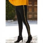 Grommets Galore Legging by Studio EY