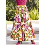 Beau Bouquet Maxi Skirt by Studio EY