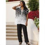 Giraffique Pantset by EY Signature