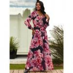 Fabulous Floral Maxi Dress by Studio EY