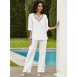 Embellished Touches Pantset by EY Signature