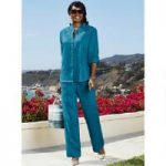 Fresh Pick Linen Tunic and Pantset by EY Boutique