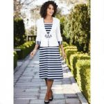 Right Stripes Suit by EY Boutique