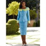 Vivid Beaded Suit by Lisa Rene