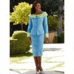 Vivid Beaded Suit by Lisa Rene