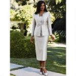 Bejeweled Suit by EY Signature