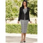 Contemporary Lines 3-Pc. Suit by Tally Taylor