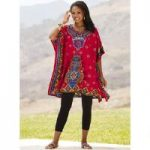 Microfiber Tunic Caftan 1 by Studio EY