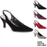 Parisian Slingbacks by EY Boutique