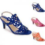 Bouquet Slingback by EY Boutique