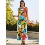 The Wow of Flowers Dress by EY Boutique