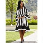 Stunning Stripes Dress by EY Boutique