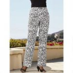 Leopard-Print Pants by Studio EY