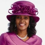 Tailored Church Hat by EY Boutique