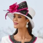 Lovely Lady Church Hat by EY Boutique