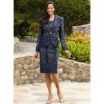 Art of Texture Dress and Jacket by EY Boutique