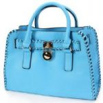 Color Closeout Whipstitch Tote by EY Boutique
