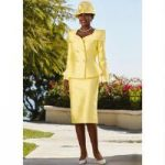 Color Closeout Glam Galore Suit by EY Signature