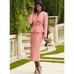 Color Closeout Misty Skirt Suit by EY Signature