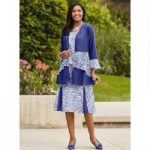 Color Closeout Best In Print 3-Pc. Skirt Set by EY Boutique