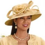 Showcase Church Hat by EY Boutique