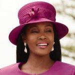 Artful Church Hat by EY Boutique