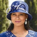 Style That Shines Church Hat by EY Signature
