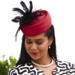 Graphique Pillbox Hat by EY Signature