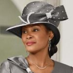 Statement in Style Church Hat by Luxe EY
