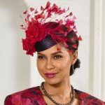 Luxury in Bloom Fascinator by Luxe EY