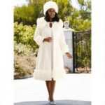 Everlasting Elegance Coat and Hat Set by Luxe EY